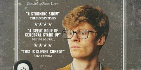 "Jericho Comedy: Alex Kealy ""Rationale"" tickets"