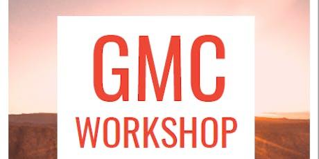 GMC Workshop - Nottingham tickets