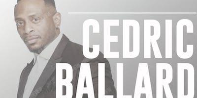 "Cedric Ballard ""Live Recording"""