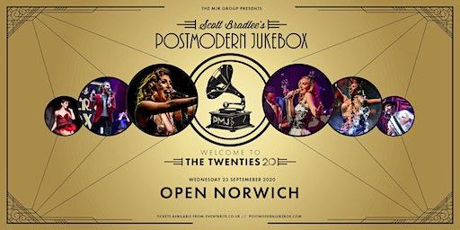 Scott Bradlee's Postmodern Jukebox (Open, Norwich)