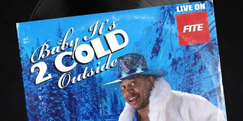 "Absolute Intense Wrestling Presents ""Baby It's 2 Cold Outside"""