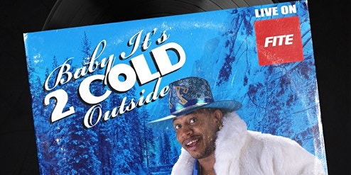 """Absolute Intense Wrestling Presents """"Baby It's 2 Cold Outside"""""""