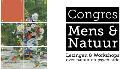 Congres Mens & Natuur tickets