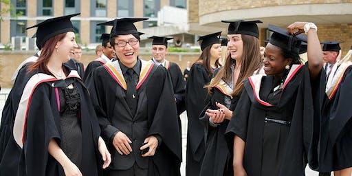 History Postgraduate Graduation