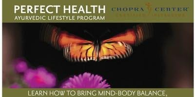 Intro to Perfect Health with Ayurveda
