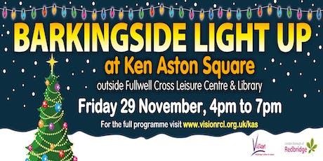 Barkingside Christmas Light Switch On! tickets