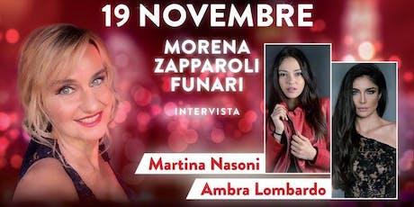 A night with Martina Nasoni e Ambra Lombardo dal Grande Fratello! tickets
