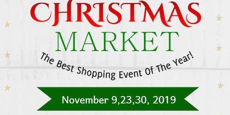 Christmas  Craft Market tickets