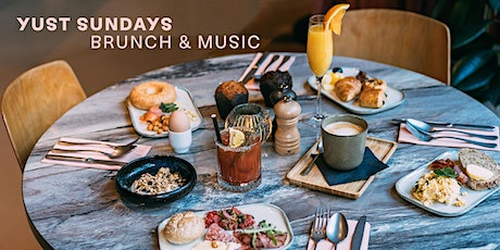 Sunday brunch at YUST tickets