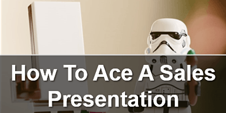 How To Ace A Sales Presentation tickets