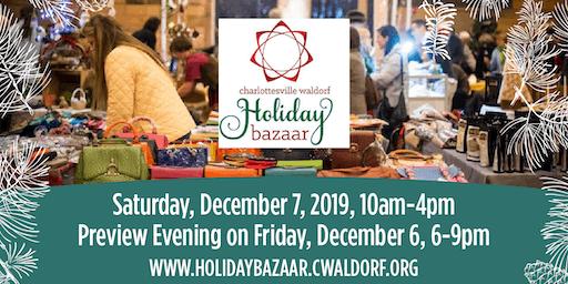 Charlottesville Waldorf School Holiday Bazaar