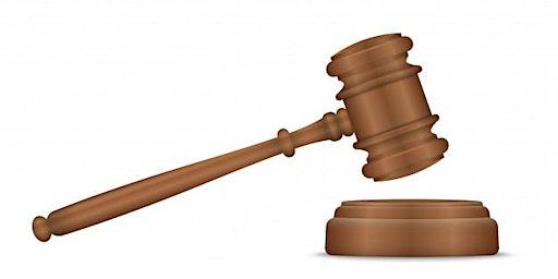 Hemelse rechtbanken vervolgtraining