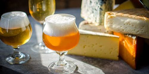 Beer & Cheese Pairing featuring Michael Landis & Aardwolf