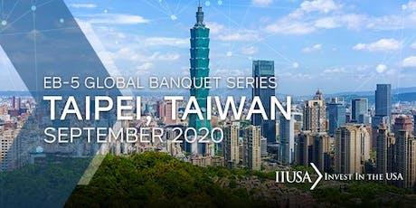IIUSA Global Banquet Series: Taipei, Taiwan  tickets