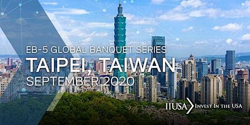 IIUSA Global Banquet Series: Taipei, Taiwan