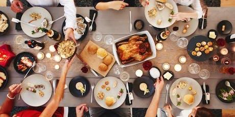 """Les Causeries de Pinville #2 : """"les Repas de famille(s)"""" billets"""