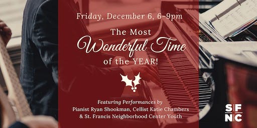 Holiday Charity Gala: The Most Wonderful Time of the Year