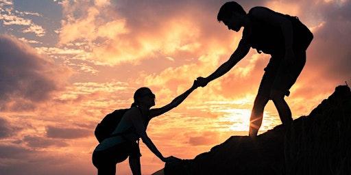 Bevrijdingstraining mentoren en gebedsteam