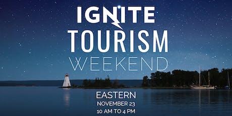 Eastern Tourism Startup Weekend tickets