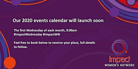 4th November 2020 #ImpactWednesday - Impact Women's Network tickets