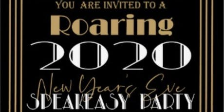 Roaring 20's New Year's Eve Party at The Barrelhouse  tickets