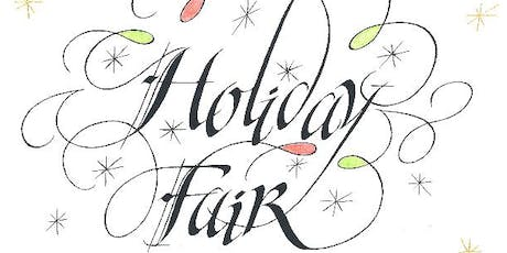 Society of Scribes Holiday Fair! (11.24.19) tickets