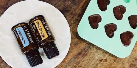 doTERRA Essential Oils & Chocolate Workshop tickets