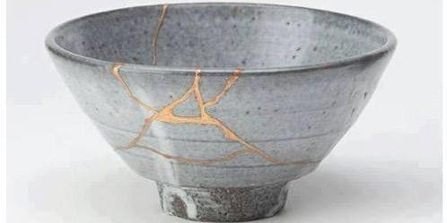 Kintsugi Pottery Workshop-Hope and Healing for the holidays