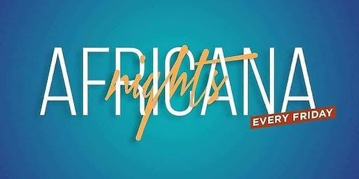 Africana WING Night