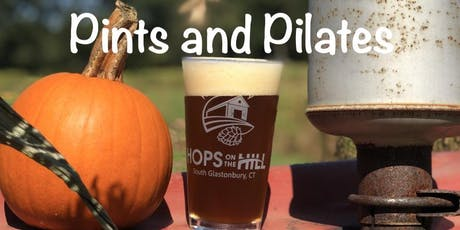 Pints and Pilates tickets