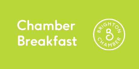 Chamber Breakfast April 2020  tickets
