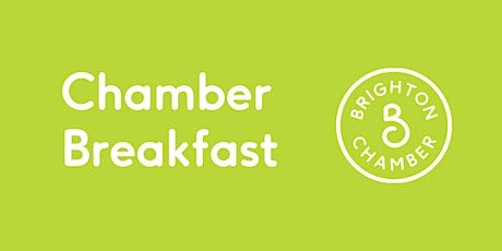 Chamber Breakfast April 2020  tickets