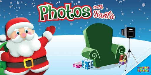 Photos with Santa - Grand Opening