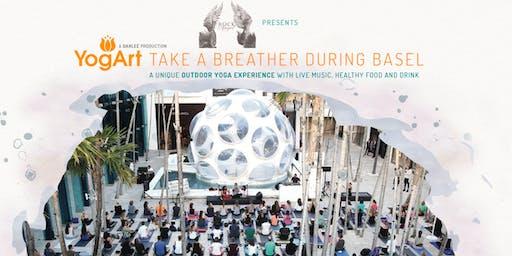YogArt Basel - Take A Breather