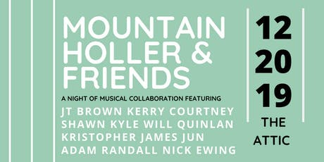 Local Showcase: Mountain Holler & Friends tickets