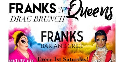 Franks 'n Queens Drag Brunch: Happy Holligays