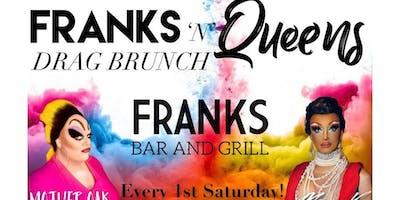 Franks 'n Queens Drag Brunch: Happy Holligays
