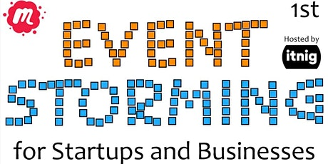 1st Barcelona EventStorming for Startups and Businesses Meetup entradas