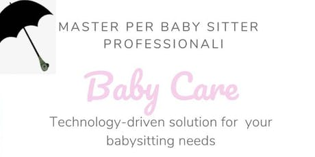 Serata informativa: Master in Education per baby-sitter biglietti