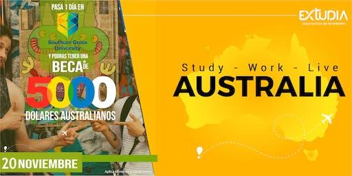 BECAS EN AUSTRALIA, Scholarships 2020 en USC Australia