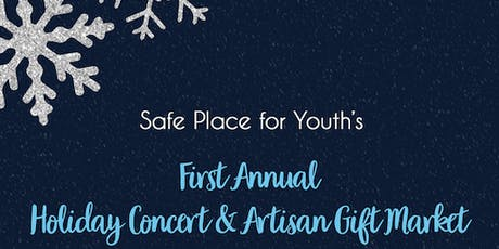 SPY Youth Holiday Concert & Artisan Gift Market tickets