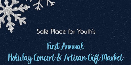 SPY Youth Holiday Concert & Artisan Gift Market