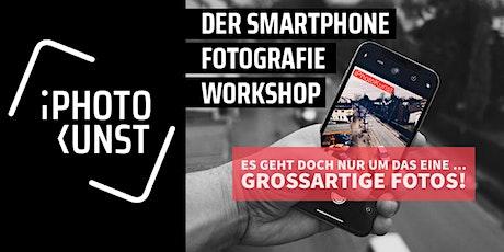 Der Smartphone Fotografie Workshop - Level 2 in Mannheim Tickets