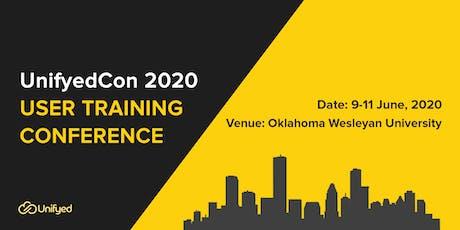 UnifyedCon 2020: User Training Conference biglietti