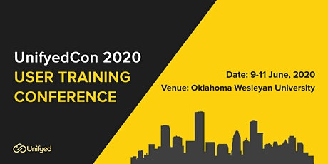 UnifyedCon 2020: User Training Conference tickets
