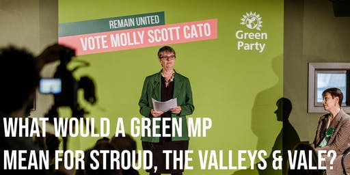 What would a Green MP mean for Stroud, the Valleys