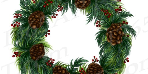Christmas Wreath Making Fundraiser