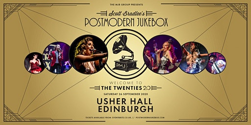 Scott Bradlee's Postmodern Jukebox (Usher Hall, Edinburgh)
