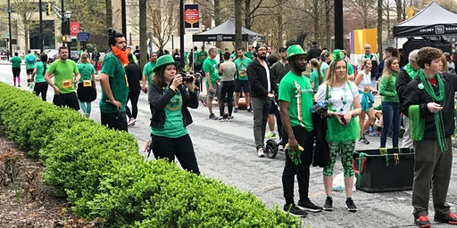 Atlanta St. Patrick's Parade 5K Run/Walk: 6th Annual