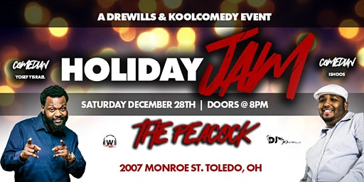Holiday Jam @The Peacock Dec.28th